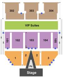 Mgm National Harbor Concert Seating Chart Best Picture Of