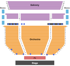 Graton Casino Seating Chart Lincoln Theater Napa Valley Seating Chart Yountville