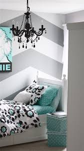 bedroom ideas for teenage girls teal and yellow. Perfect Teenage I Would Do This Wall Treatment For A Teenagers Room Maybe With Yellow  Accents But Like Teal To And Be More Cohesive For Bedroom Ideas Teenage Girls Teal And Yellow I