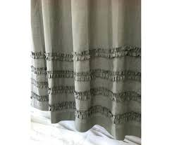 smlf view in gallery cotton shower curtain from gray shower curtain liner bathroom ideas grey chevron stripe