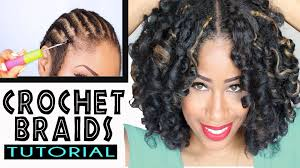 Crowshade Hair Style How To Crochet Braids W Marley Hair Original Norod Technique 5975 by wearticles.com