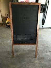 Free Standing Display Boards For Trade Shows Portable Displays for Craft Shows DIY Freestanding Display For 50
