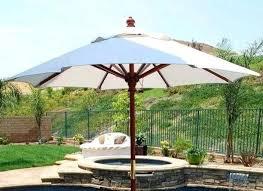 patio umbrella canopy replacement 6 ribs stand alone patio umbrella