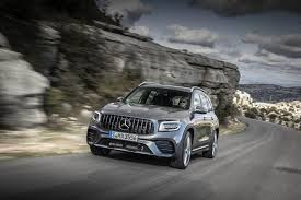 Blind spot monitoring is now standard, but otherwise the glb is unchanged for 2021. 2020 Mercedesbenz Glb News And Information Research And Pricing