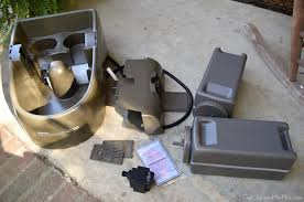 parts to the petsafe drinkwell water fountains for dogs and cats