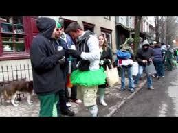 St Patricks Day Parade 2015 Jim Thorpe - YouTube