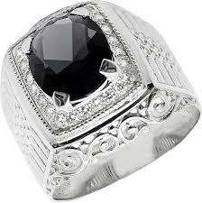 Мужская серебряная печатка перстень <b>Маршал KM</b>-140/3-<b>fianit</b> с ...
