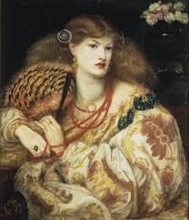 dante gabriel rossetti monna vanna 1866 art history 101