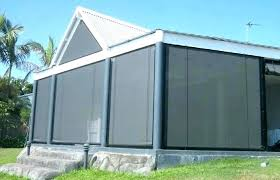door ideas medium size carports outdoor rolling shade screens patio pull down shades for sun roll