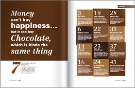 Creative Index Page Design Design A Creative Table Of Contents Examples And Templates