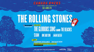 Canada Rocks With The Rolling Stones — Burl
