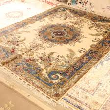 French Design Rugs Amazon Com Yilong Carpet 9 X 12 Vintage Silk Rugs For
