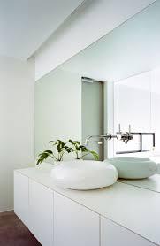 unusual bathroom furniture. Neat Outotunoie Design: Unusual Porcelain Sink Large Rectangular Mirror Fresh Indoor Plant White Bathroom Furniture. « Furniture N