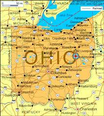 ohio map Ohio Colleges Map ohio map united states ohio college map