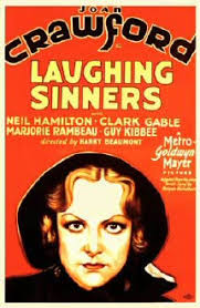 April Movie of the Month: Laughing Sinners (1931) – Dear Mr. Gable