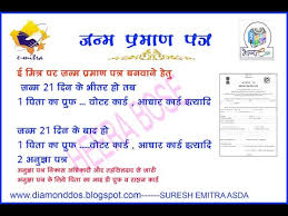 Birth Certificate Online Bihar Janam Praman Patra Youtube