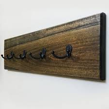 Diy Wall Mounted Coat Rack Espresso Reclaimed Wood Coat Rack Wall Mounted Coat Rack With 100 100