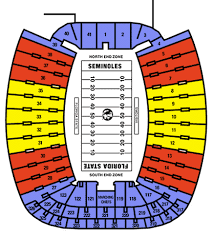 Penn St Stadium Seating Chart Florida State Seminoles Tickets For Sale Schedules And