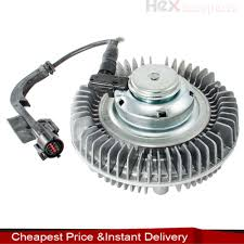 Hex AutoParts- Electric Radiator Cooling Fan Clutch for Chevy ...