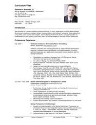 top 10 cv resume example example of a cv resume