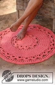 get pattern seashell carpet free crochet pattern