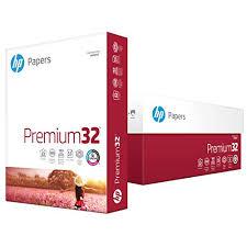 Hp Printer Paper Premium32 8 5 X 11 Paper Letter Size 32 Lb Paper 100 Bright 6 Reams 3 000 Sheets Presentation Paper Acid Free Paper