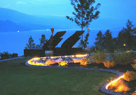 flower bed lighting. Excellent Flower Bed Lights Surprising Gardens Garden Ideas And Front Throughout Popular Lighting R
