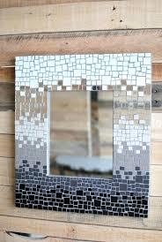 bathroom mirror mosaic frame items similar to custom mirror mosaic mirror frame large mosaic mirror decorative