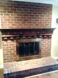 how to clean bricks around fireplace how to clean bricks around fireplace cleaning brick for painting soot clean fireplace bricks soot