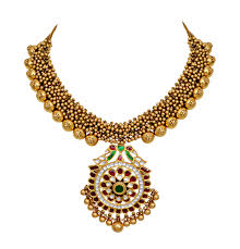 ahlam melak antique necklace