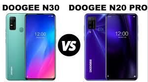 <b>DOOGEE N30</b> VS <b>DOOGEE</b> N20 PRO - YouTube