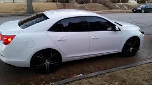 22 inch rims - Chevy Malibu Forum: Chevrolet Malibu Forums