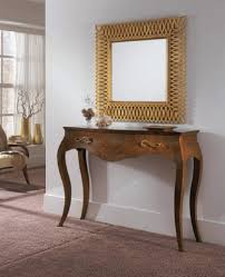 E Amazing Of Hallway Table And Mirror With How To Buy An Entry Hall  Furniture Tutor