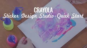 Sticker Design Studio Crayola Crayola Sticker Design Studio Demo 0 30