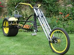 atomiczombie builder s gallery chopper bicycle 12 chopper