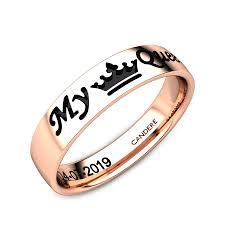 R Letter Ring Designs Gold Rings For Women Online Gold Ring For Girls Candere