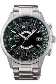 watch orient multiyear eu07007f men´s green amazon co uk watches watch orient multiyear eu07007f men´s green