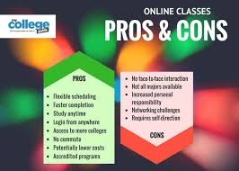 Online Classes Vs Traditional Classes Pros And Cons
