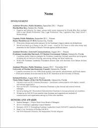 political science resume sample 5 best and professional templates