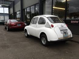 CC Driving Review (With Video): Subaru 360 – Can I Even Fit In It?