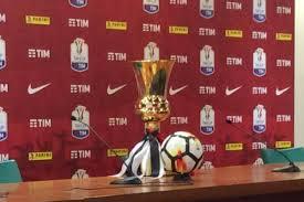 Coppa Italia 2018/2019: il tabellone completo della competizione