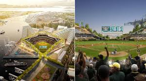 Heres What The As Have Planned For New Oakland Ballpark