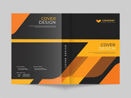 Promotional Cover Page Template Vector Premium Download