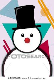 holiday snowman clip art. Wonderful Holiday Clip Art  Winter Holiday Snowman Fotosearch Search Clipart  Illustration Posters Drawings With Snowman R
