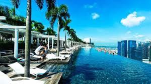 infinity pool united states. Plain United Highest U0026 Largest Infinity Pool In The World  Marina Bay Sands Singapore On United States T