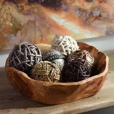 Decorative Bowl With Balls Easy DIY Orb Bowl Table Decoration My Kirklands Blog 5