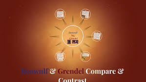 Compare And Contrast Beowulf And Grendel Venn Diagram Beowulf Grendel Compare And Contrast By Matteo Florio On Prezi