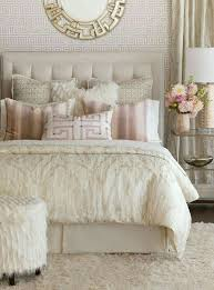 Cream And Pink Bedroom Ideas