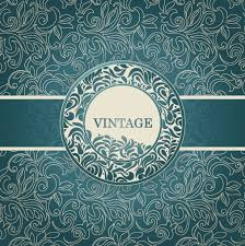 Pattern Background Vector Magnificent Floral Decorative Pattern Vintage Background Vector 48 Free Download