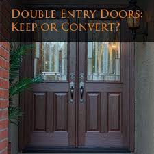 residential double front doors. Double Entry Doors: Keep Or Convert? Residential Front Doors D